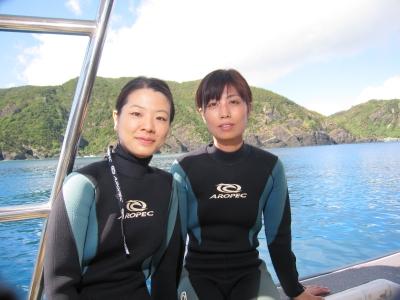 沖縄体験ダイビング口コミ