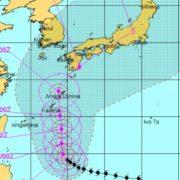 台風19号が・・・強すぎます・・・