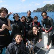 阿嘉島・久場島まで遠征