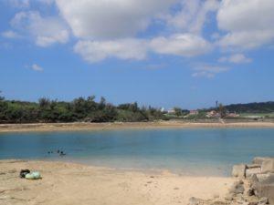 久々奥武島。