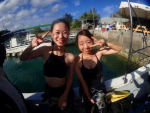 まだまだ沖縄は夏ですよ~