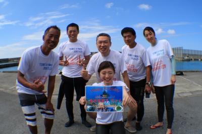 Happy Birthday and 200 Dive ! & 慶良間!!