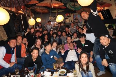 東京飲み会開催します。
