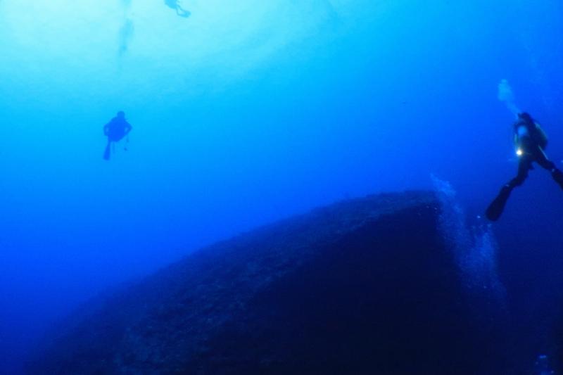 水中は最高なんです。沖縄|慶良間